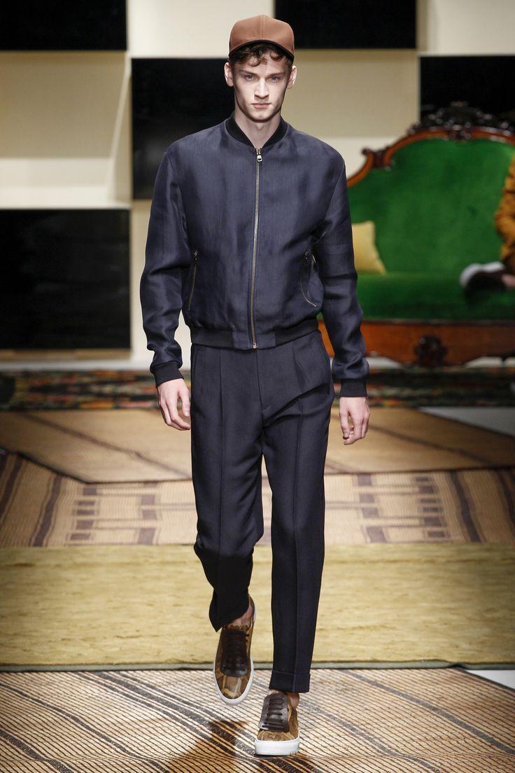 Salvatore Ferragamo: menswear spring/summer 2016
