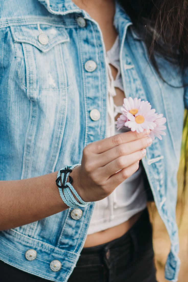 Simple + Anchor | Pura Vida Bracelets