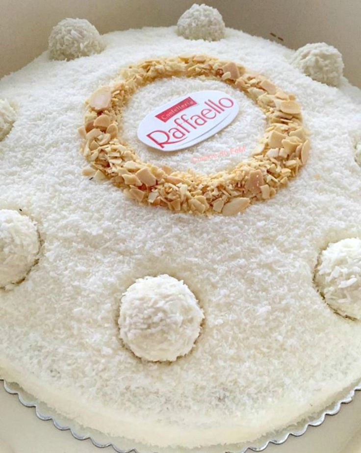 Overheerlijke Raffaello taart | Ramadanrecepten.nl