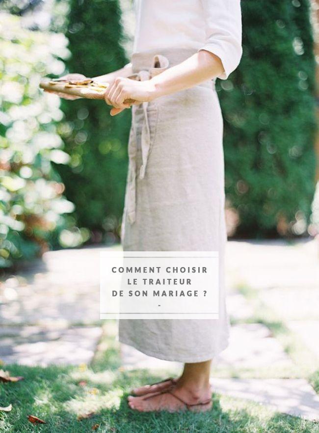 Comment choisir le traiteur de votre mariage ? - Découvrez les conseils de Nessa Buonomo sur www.lamarieeauxpiedsnus.com