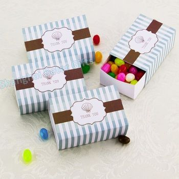 336pcs Free Shipping Communion Favor Box Party Presents BETER-TH035 Wedding Souvenirs