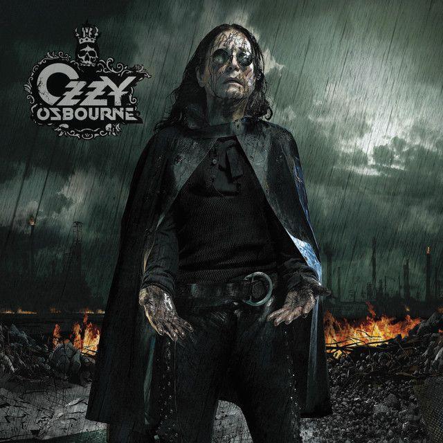 Ozzy Osbourne-Black Rain (2007)