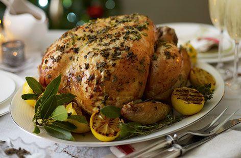 Lemon Sage Turkey — KidneyBuzz