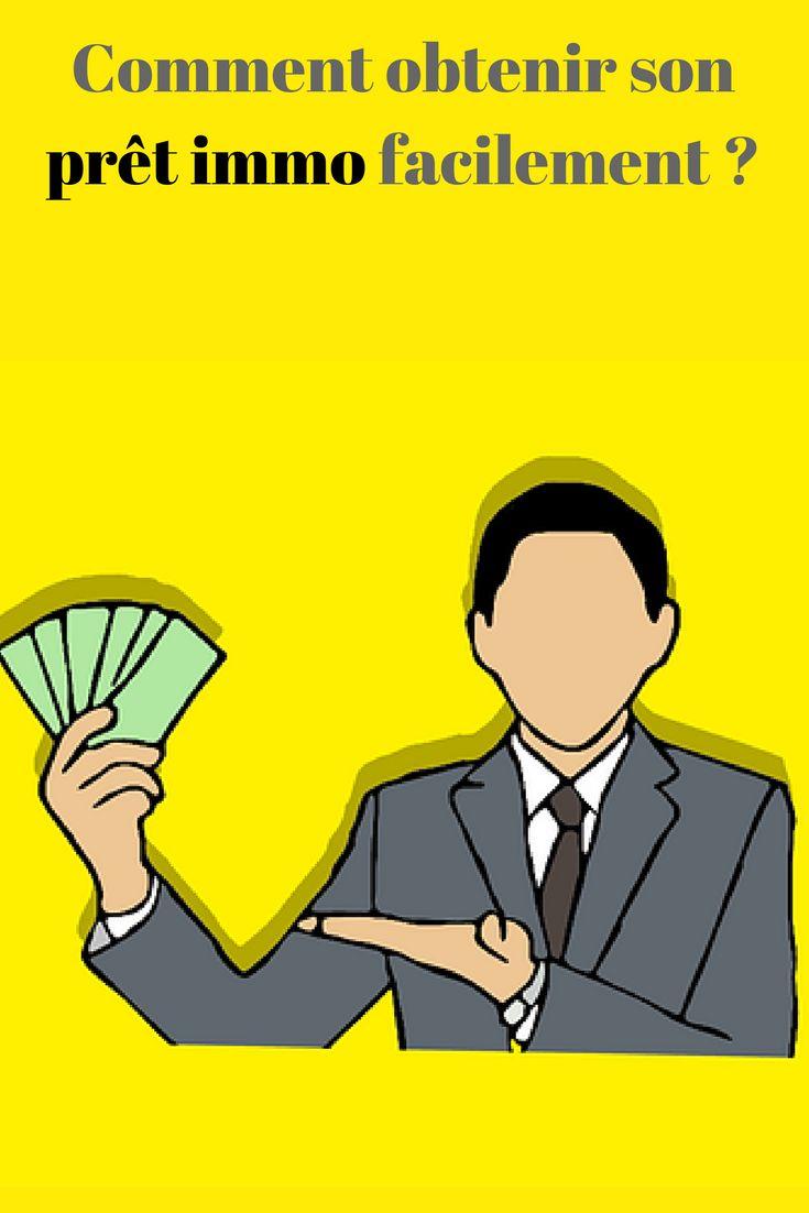 Obtenir un prêt est la partie la plus importante de votre projet. Ce serait dommage de tout rater à cause de la non obtention du prêt.