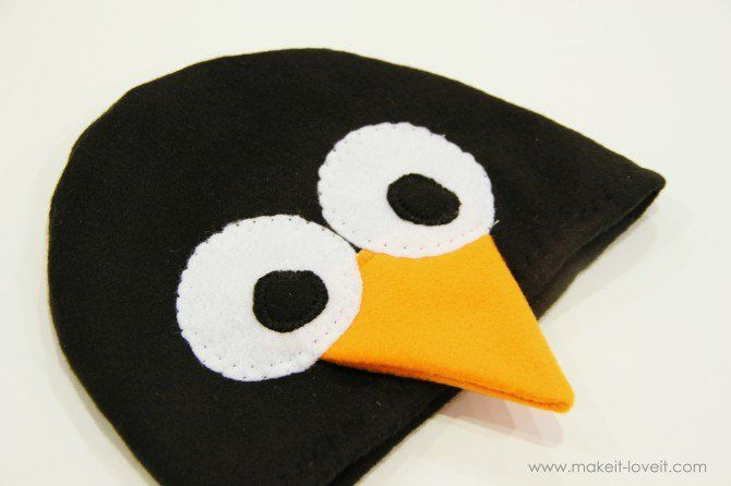 Halloween Cotsumes 2011: Penguin (from Mary Poppins) | Make It and Love It