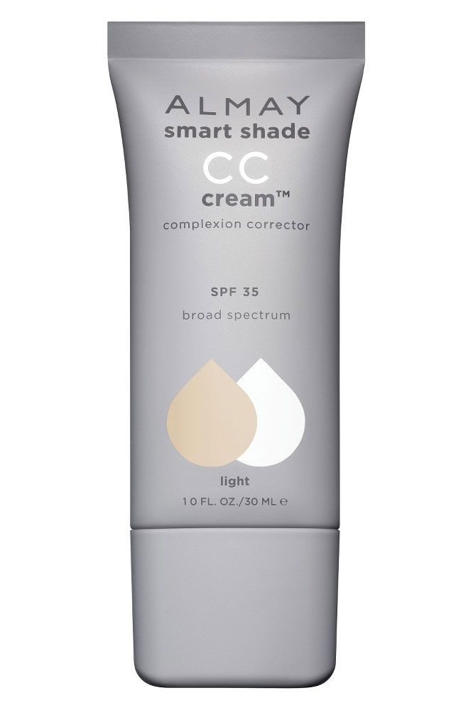 Almay Smart Shade CC Cream Complexion Corrector-Good Housekeeping highly rated