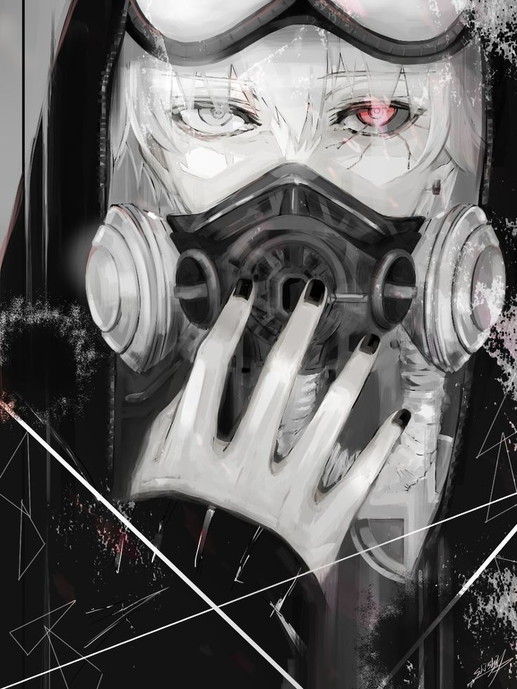 Tokyo Ghoul Kaneki Ken // TG