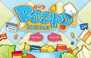 Recipe Katcher - Games - Kraft First Taste Canada