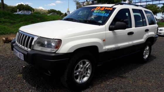 #Jeep Grand Cherokee #Lerado #2.7 RDC #Automatic (A/T) #Spotless Model 2005 R84, 900 #Trade-in's welcome #Call Amanda today 0725314050. Kindly accept my apologies, due to my workload I only respond via email, face-to-face #site #visits or phone. Simply #send me a #message #whatsapp and I will gladly respond to assist you. Please #like and #share with your #friends and #families on all #social #networks. Open the #Junkmail and other #links now to #view more #images. Short URL…
