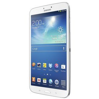 """Samsung Galaxy Tab 3 16 GB Tablet - 8"""" - White - Overstock™ Shopping - The Best Prices on Samsung Tablet jfdyg0ty gyreashrgy87 yh7uy df hgiuhruio7etruhbphuit er"""