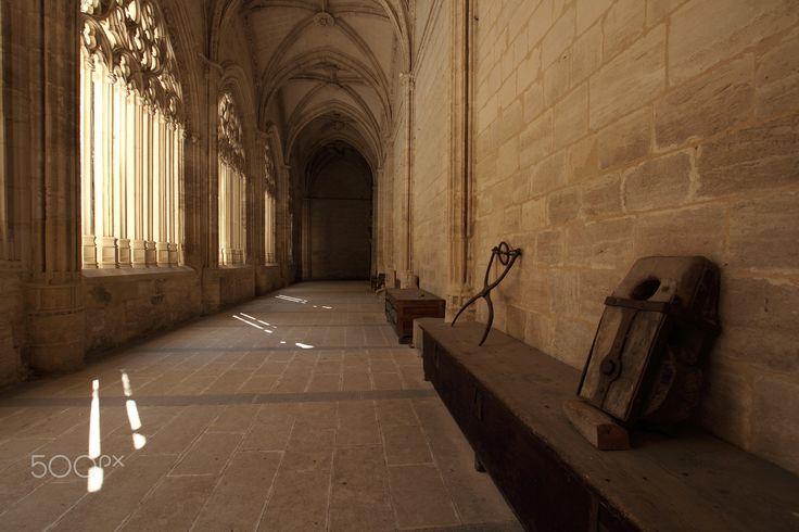 Historic - Catedral de Segóvia, Espanha