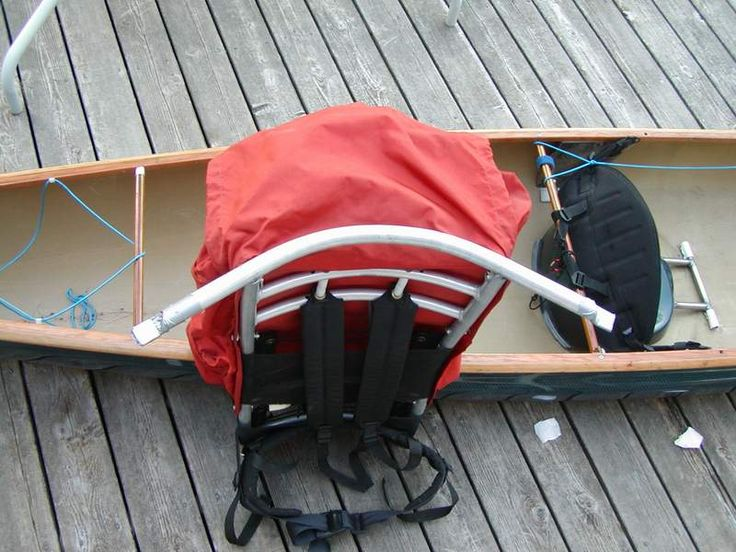how to carry a canoe