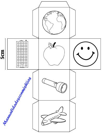 Story cubes caseros - cubo 7