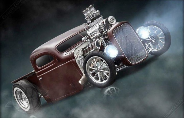 #hotrod #car #vintage #motor #car #bigblock | repinned by www.BlickeDeeler.de | Follow us on www.facebook.com/BlickeDeeler | Vintage | Pinterest | Cars, Hot ro…