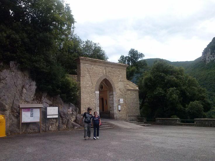 Monastero di San Benedetto a Subiaco (RM)