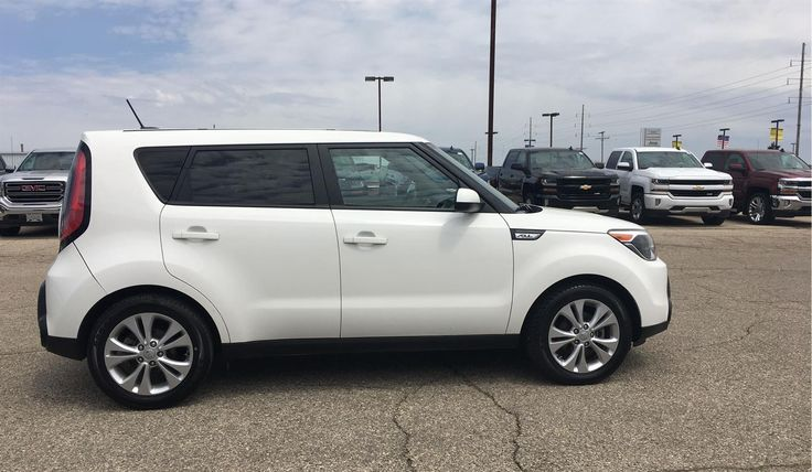 """Kasey, wishing you many """"Miles of Smiles"""" in your 2015 KIA SOUL!  All the best, Kunes Country Chevrolet Buick GMC and ELI LAZAR."""