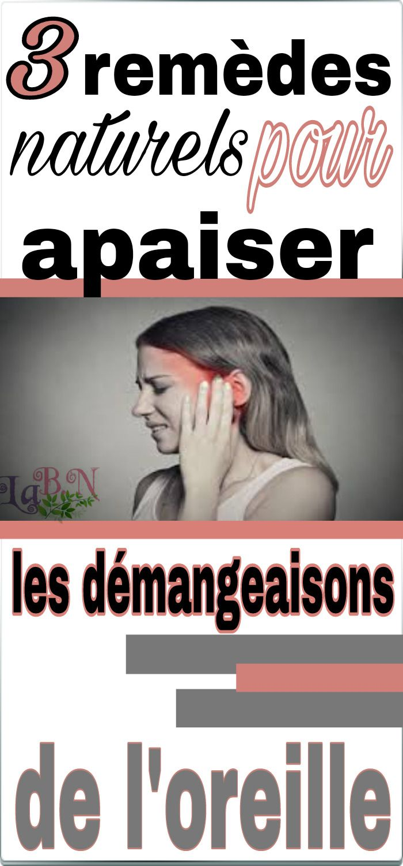 3 Remedes Naturels Pour Apaiser Les Demangeaisons De L Oreille Demangeaisons Oreille Movie Posters Health And Wellness Wellness