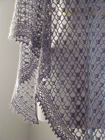"""the open air crochet lace every lace would be if it had the choice.              ***MUSTMUSTMUST DO THIS ONE! CHANGE FRINGE THO TO SOMETHING MUCH MORE VICTORIAN...LONGER, ELEGANT, """"FLOWIE""""."""