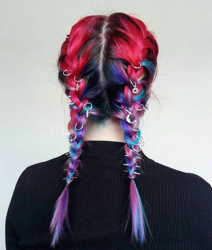 20 Summer Hairstyles Featuring the Most Fashionable Accessories #bohobraids
