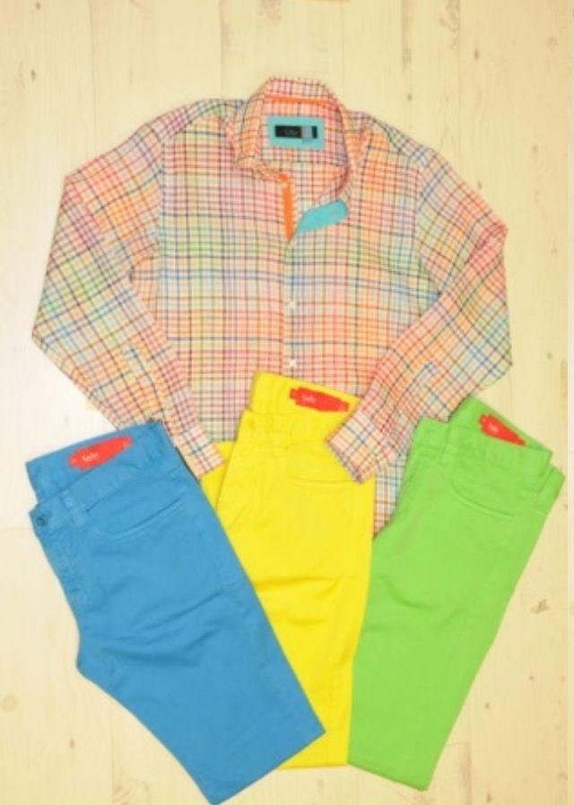 Carlos nieto te ofrece una forma divertida de combinar - Colores para combinar ...