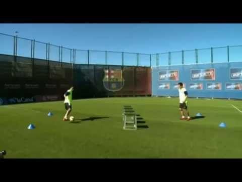 Clases De Fútbol - Control De Balón (MasterControl 8a13) - YouTube