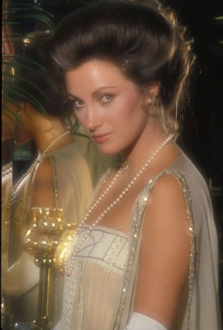 Jane Seymour in Somewhere in Time