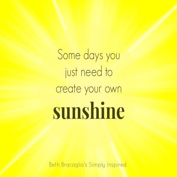 Make Your Own Sunshine Quotes. QuotesGram