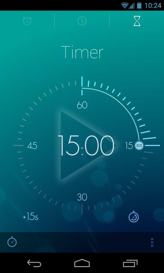 Timely Alarm Clock - screenshot