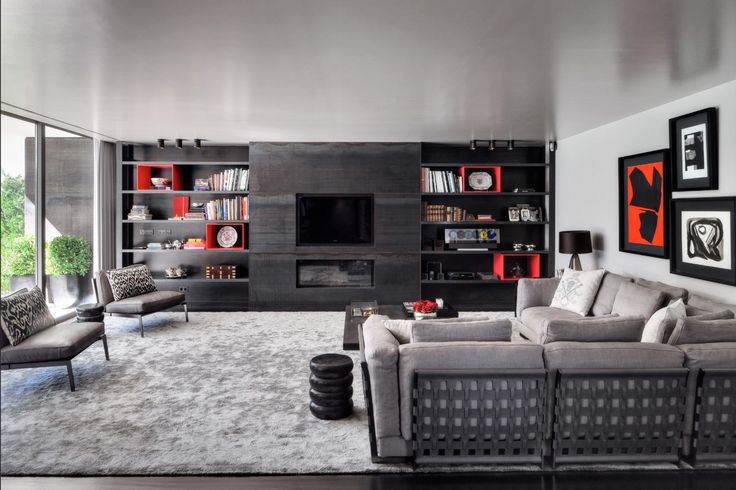 FLEXFORM CESTONE sofa and HAPPY armchairs. Braga House 1 - Casa do Passadiço