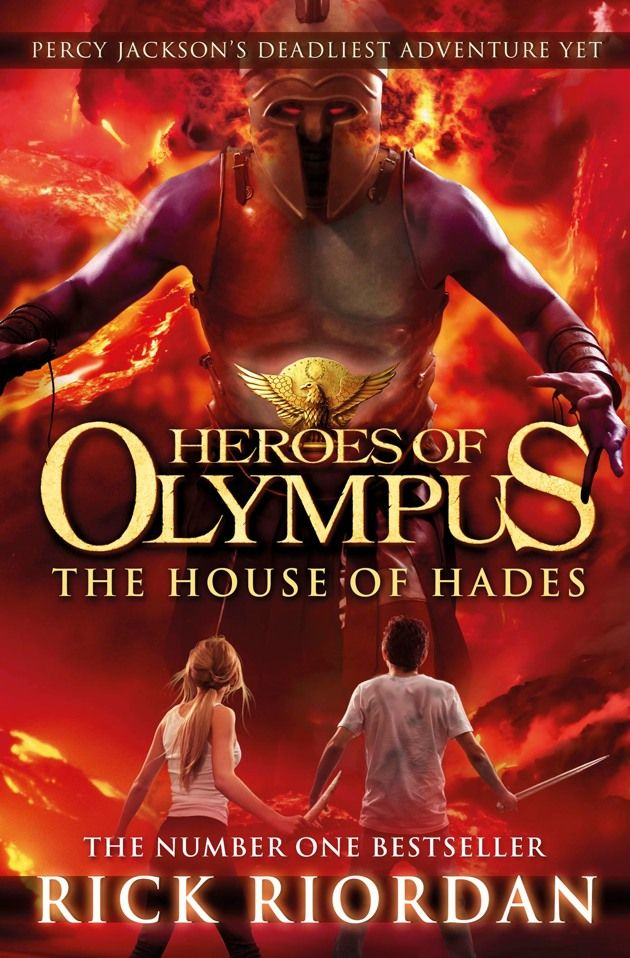 Rick Riordans House of Hades cover, synopsis unveiled! - Hypable
