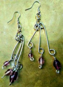 handmade-earrings-shades-of-purple-silver-1 (1)