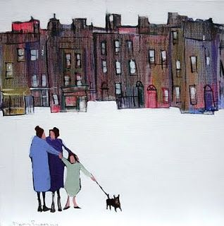 'Catching Up' -  Mary Pickering, Dublin