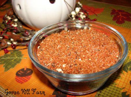 Carolina BBQ Rub Recipe