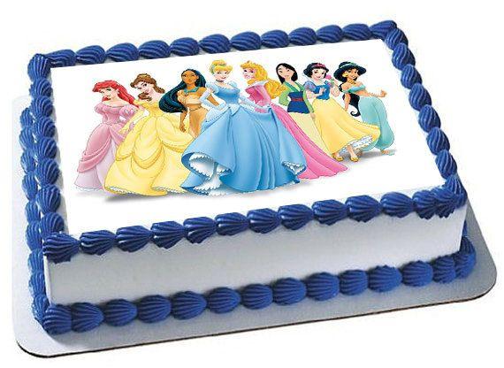 Princess cake decorating kits