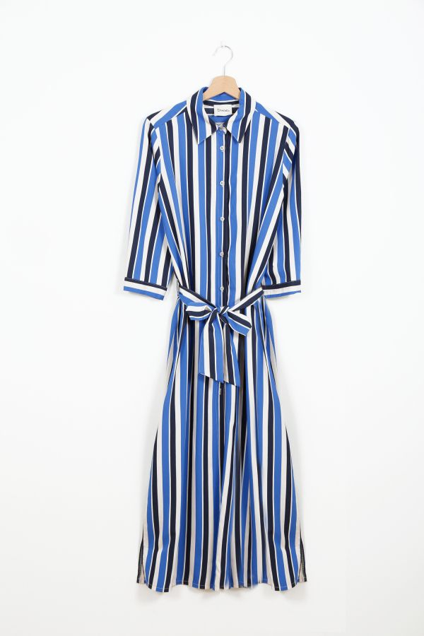 fdd5cd94b657 ABITI - ABBIGLIAMENTO DONNA - stripes dress chemisier