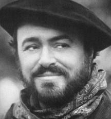 The Great Luciano Pavarotti!