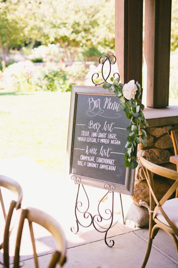 Romantic Chic Outdoor Wedding At Descanso Gardens Outdoor Wedding Mod Wedding Garden Wedding