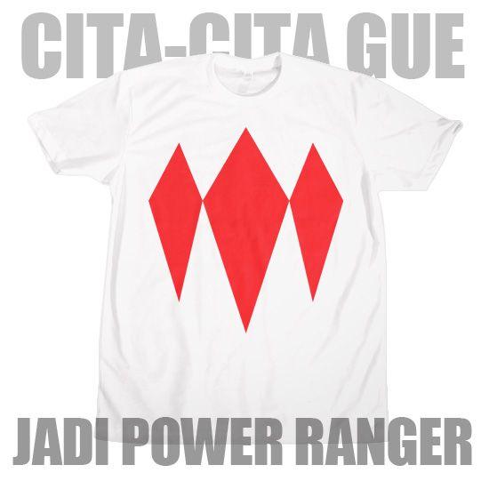 Ranger Red Oleh [K]!