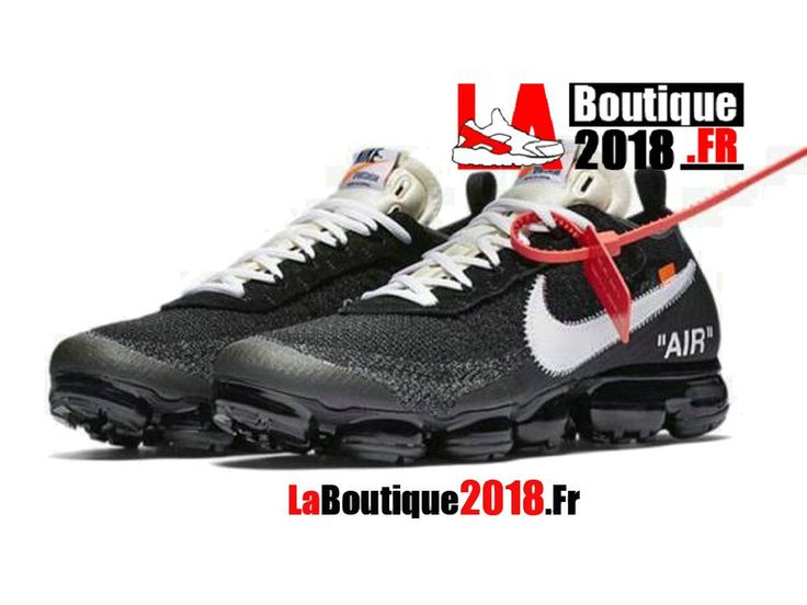 Off-White X Nike Air VaporMax – Chaussures Nike Sportswear Pas Cher Pour Homme N…