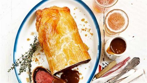 Beef Wellington by Gary Mehigan Masterchef Australia