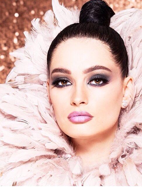 Look from Layla Harmony. Makeup studio Kuweit. #makeupstudionl #makeupstudio