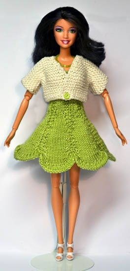Top 25+ best Barbie knitting patterns ideas on Pinterest