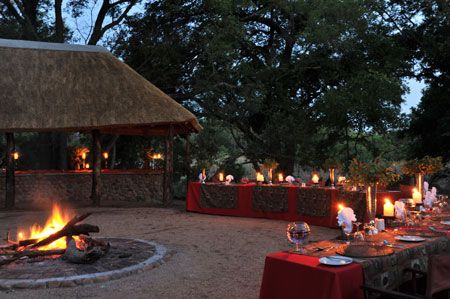 Location     Road Travel - self drive  The camp is around 400km from Johannesburg - approximately a 4.5 hour drive
