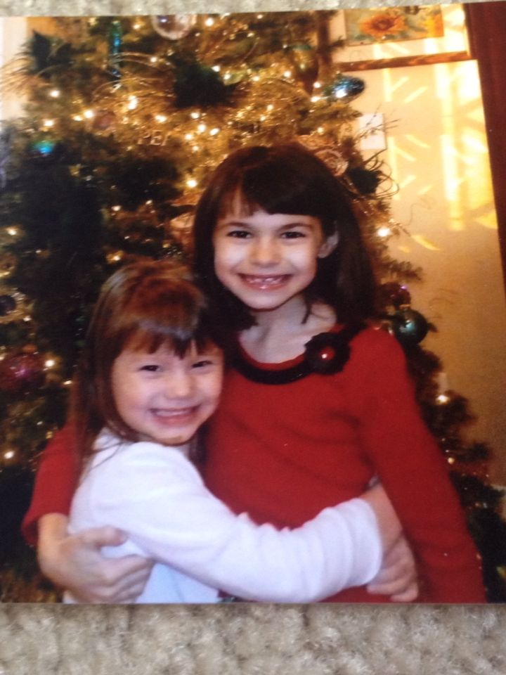 Cute Sister Christmas Picture Ideas Compilation