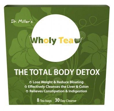 Dr. Miller's Wholy Tea 8 tea bags | Sunrise Health Foods