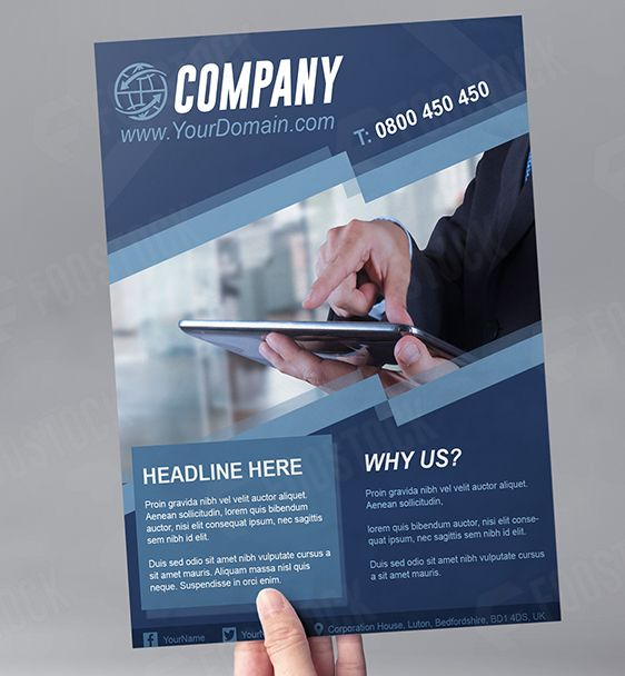 If you're searching for a cool and trendy business flyer this could be a great item for you.  This file is a PSD fIle (photoshop) it's 300dpi and is ready for printing. 8.5cm x 11cm.  Easily change the text, add your logo, photograph, colors and more!  Please Note: The image in the preview is not included.