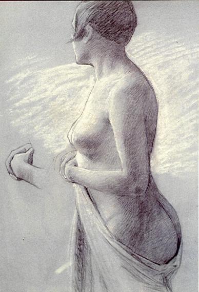 Francisco Antonio Cano Desnudo