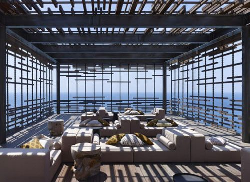Alila Villas Uluwatu Bali Clubs Vernacular Architecture with A Modernist Design