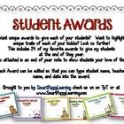 24 student awards.  All unique to describe each students gifts!
