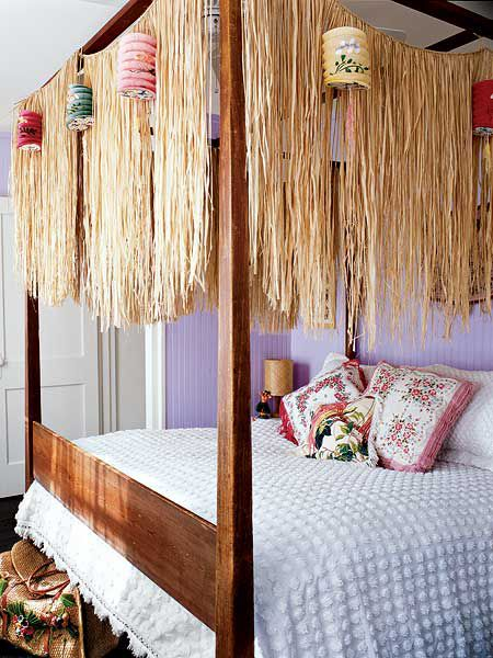 Best 25 surfer girl rooms ideas on pinterest surfer for Tropical canopy bed